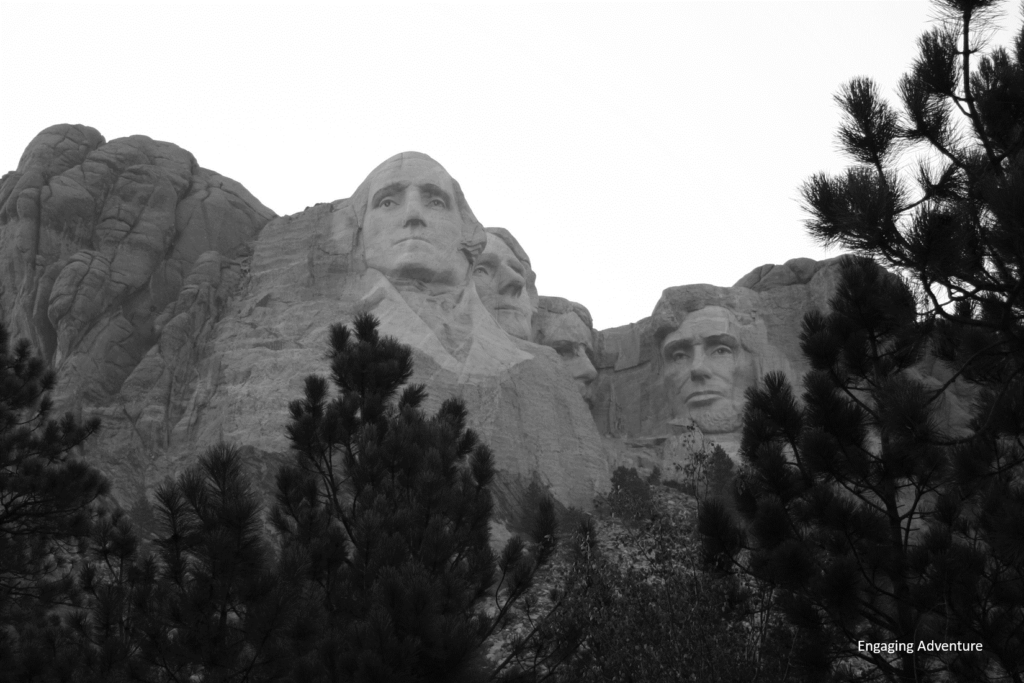 mount rushmore north dakota south dakota national park national monument presidents