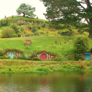 How to Be a Hobbit for a Day