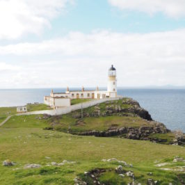 Snapshot: Neist Point Lighthouse